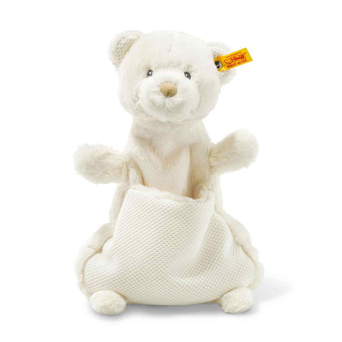 Doudou Ursul Giggles 27cm (Soft Cuddly Friends)